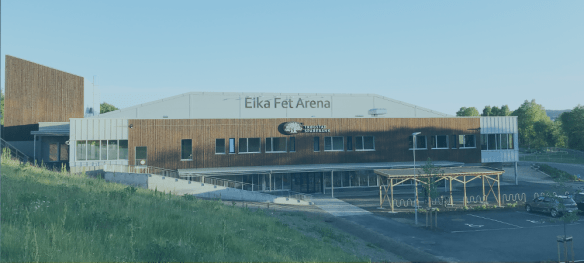Bilde av Eika Fet Arena i Fetsund