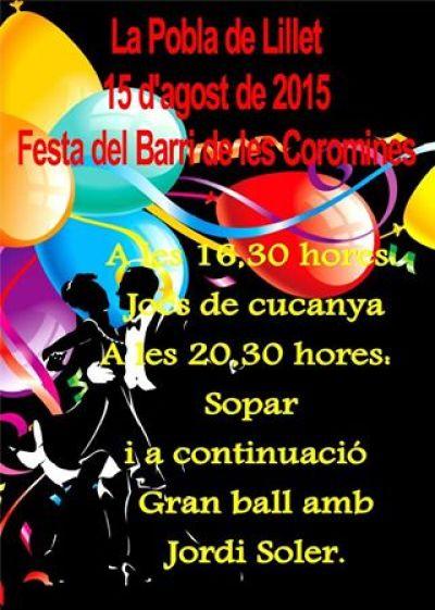 20150815_Festa del barri de les coromines