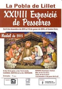20151206 XXVIII Exposicio de Pessebres