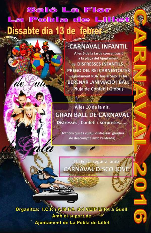 20160213 Cartell Carnaval