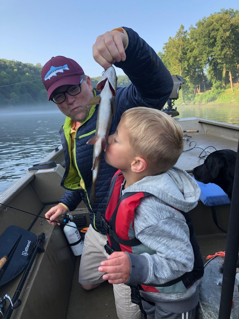 Read more about the article July 30 Fishing Report