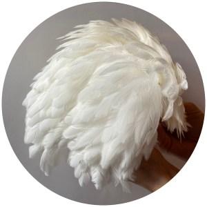 Metz Hen Saddle – Cream