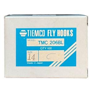 Tiemco TMC206BL 100ct.