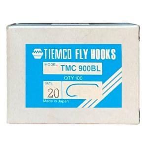 Tiemco TMC900BL 100ct.