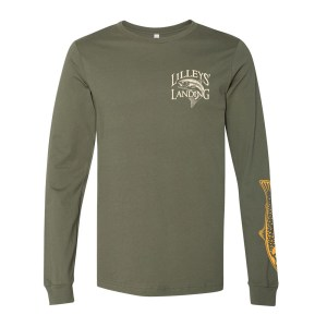 Lilleys' Long Sleeve – Military Green