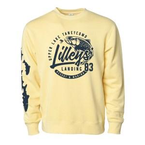 Crewneck Sweatshirt – Yellow