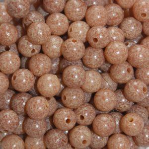 Mottled Beads – Dirty Roe