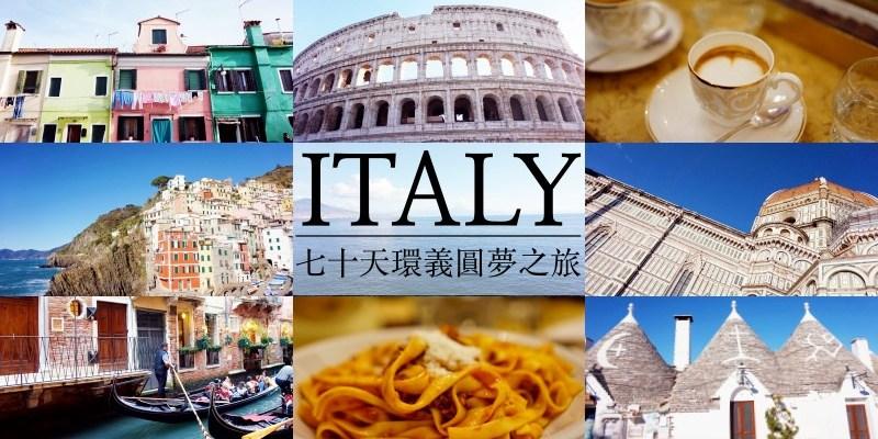 【2021義大利自由行全攻略】南北義深度自助行程景點/費用/機票/住宿/交通/網路