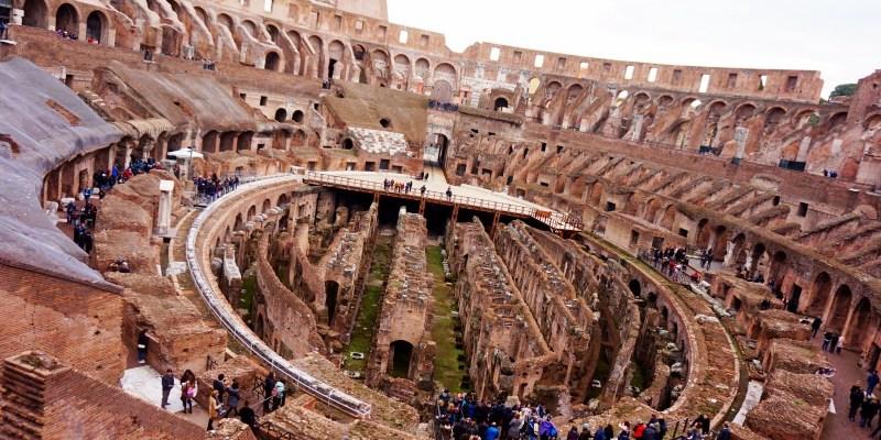 羅馬競技場Colloseo|2021門票、預約導覽、古羅馬廣場、帕拉提諾之丘歷史故事