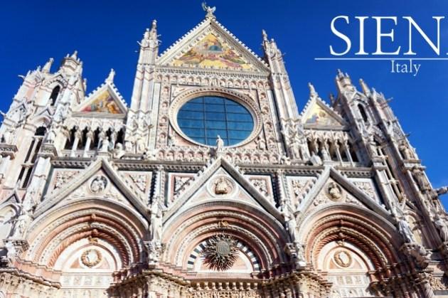 義大利西恩納Siena一日遊|景點推薦、Tour、交通 我心中最美麗的義大利教堂