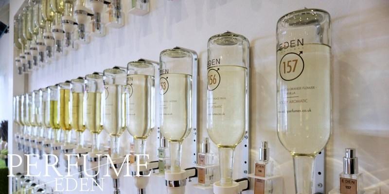 【倫敦購物推薦】詢問度百分之百EDEN平價香水!英國不是只有Jo Malone