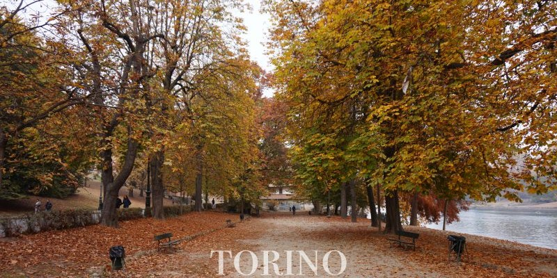 【杜林景點】超美瓦倫蒂諾公園賞楓 瓦倫蒂諾城堡與那可愛的中世紀古城
