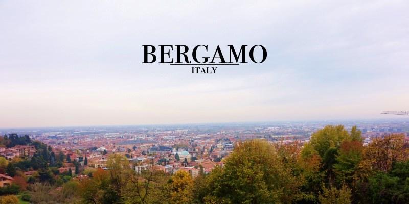 【義大利貝爾加莫Bergamo一日遊】纜車交通、景點、歷史、新舊城 超美的山上之城