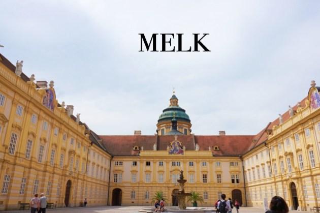 【維也納近郊景點】梅爾克Melk修道院門票/交通/導覽 瓦豪河谷中古世紀小鎮