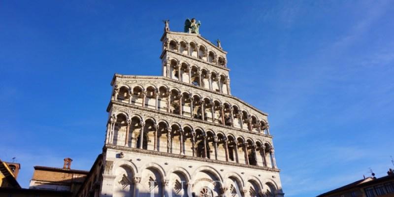 【義大利盧卡Lucca一日遊】交通、景點、歷史故事,那比薩的鄰居美得讓我忘記了時間