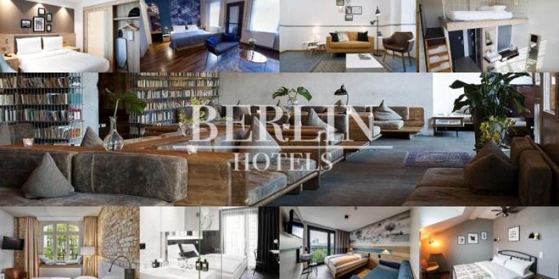 2021柏林住宿推薦|安全方便區域、10間平價高CP飯店民宿懶人包