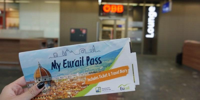 2021歐洲火車通行證攻略 Eurail Pass購買訂位、實際使用教學、注意事項總整理
