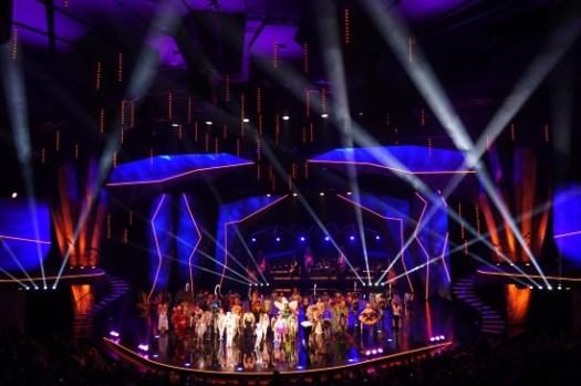 【柏林音樂劇推薦】Vivid grand show百老匯評價柏林最精彩的歌舞秀!