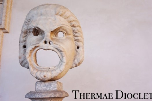 【羅馬景點】戴克里先浴場Terme di Diocleziano門票、交通,共和廣場旁的古遺跡。