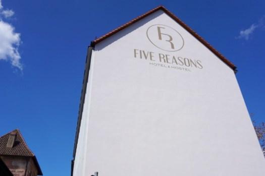 【紐倫堡青旅推薦】Five Reasons Hostel,德國住到最滿意的青年旅館!