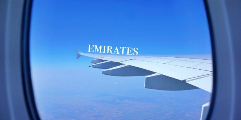 阿聯酋航空優惠|飛倫敦、羅馬不用2萬!維也納飛台北杜拜轉機搭乘經驗分享