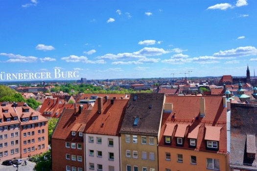 【紐倫堡景點】紐倫堡城堡Nürnberger Burg門票、開放時間,免費看市景的好地方