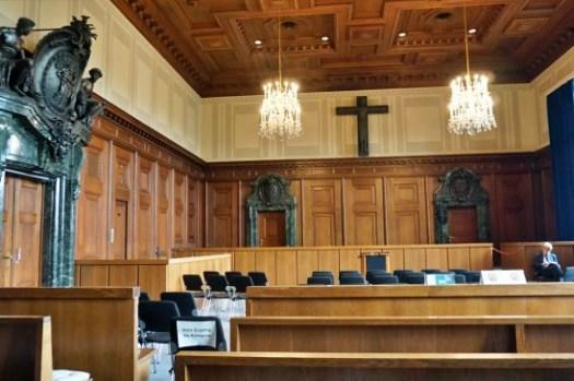 【紐倫堡景點】紐倫堡大審判紀念館交通、開放時間,定罪德國納粹的法庭