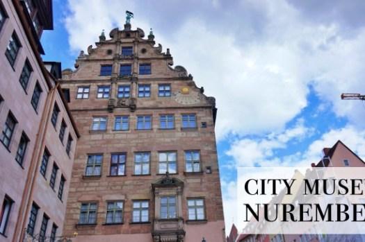 【紐倫堡景點】紐倫堡市立博物館City Museum門票、開放時間,文藝復興富商之家