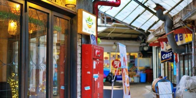 首爾梨泰院文青景點 解放村해방촌交通、新興市場咖啡廳、網美打卡點