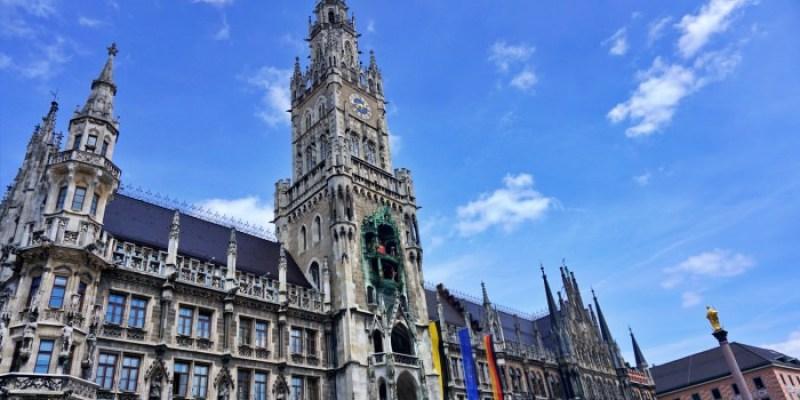 【2021慕尼黑自由行】市區熱門景點地圖、郊區周邊一日遊城市、5天4夜行程安排路線指南。