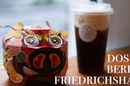 【柏林台灣茶飲店】Teehaus Dosha多夏,讓全世界看到台灣小吃、台灣茶