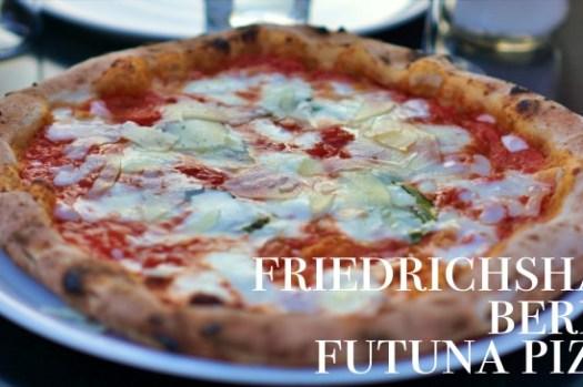 【柏林美食】Futura pizza,Friedrichshain道地拿波里披薩
