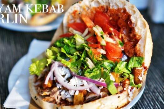 【柏林Döner推薦】Rüyam Gemüse Kebab平價美食,在地人都吃這家!