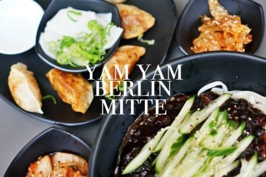 柏林美食|韓式料理Yam Yam,哈雪克市場旁道地韓國人餐廳