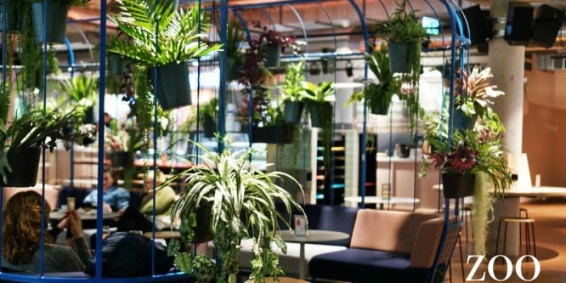 【柏林免費景點】BIKINI BERLIN都市內的叢林百貨,免費看柏林動物園