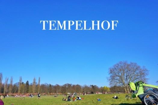 【柏林景點】舊機場公園Tempelhofer Feld滕珀爾霍夫,柏林最大的公園