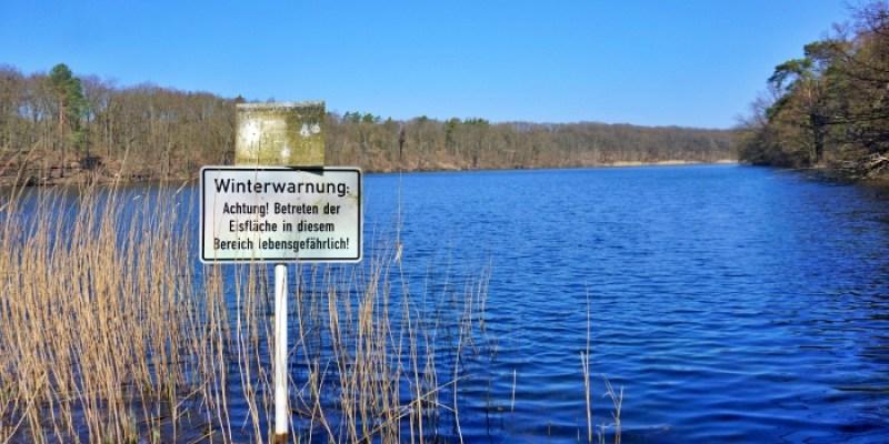 【柏林景點】Schlachtensee交通,讓人吸飽芬多精的超美湖泊