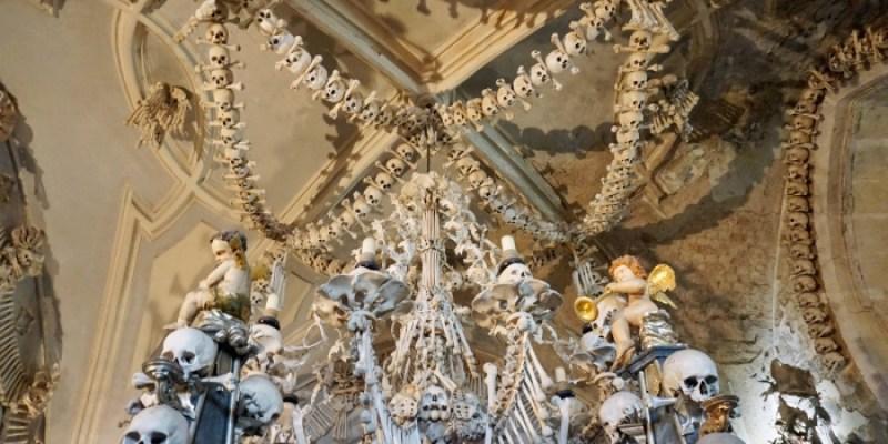 捷克庫特納霍拉一日遊 人骨教堂Sedlec Ossuary布拉格交通、歷史景點、美食懶人包