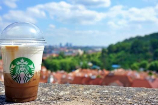 【布拉格咖啡館】布拉格城堡星巴克,俯瞰最猛美景的景觀咖啡廳