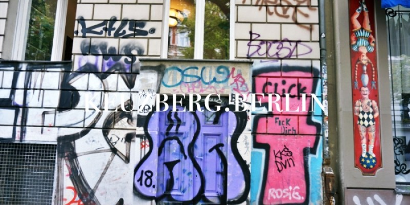 【柏林十字山區】Kreuzberg景點散步地圖/美食/交通,貧窮又性感的反叛角色