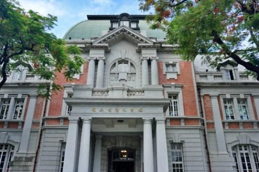 台南藝文景點|國立台灣文學館免門票,用文字去認識一個人與地方