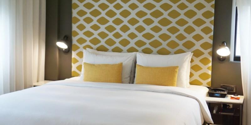 台北大安飯店|富邦藝旅Folio Hotel,舊銀行宿舍改建藝術設計旅店
