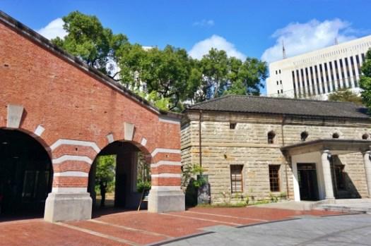 台北博物館|臺灣博物館南門館,走進樟腦與鴉片工廠歷史