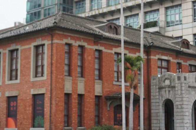 新竹歷史景點|新竹市美術館,在日本古蹟建築內免費看展覽
