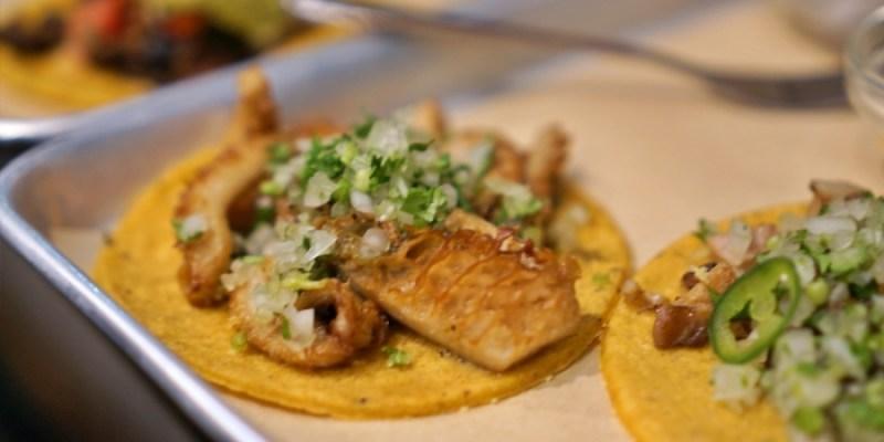 台北墨西哥餐廳|信義安和MASA,嘉義有機玉米做的TACO玉米餅