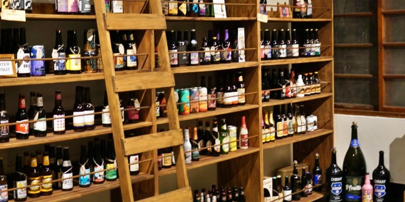 嘉義酒吧|院子里啤酒人,專賣精釀啤酒的老房子