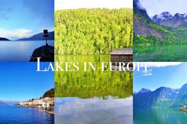 歐洲湖邊小鎮|5個掉進童話世界的絕美湖畔森林,一生至少去一次吧!