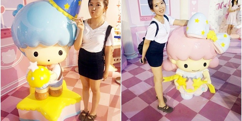 台北│Hello Kitty 40周年展 女朋友喜歡小朋友愛 全台唯一粉紅色夢幻展覽
