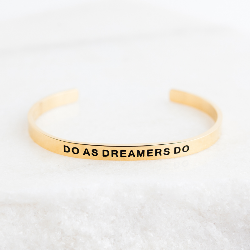3f12492f56ed1 Do as Dreamers Do | Inspirational Jewelry | Lillian & co.