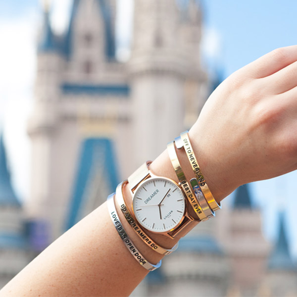 Jewelry Magic Kingdom Castle Arm candy